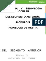Patologia de Orbitar Mod 13