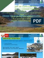 calidad del agua PERU.pptx