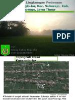 Kondisi Pedesaan Desa Karanglo lor-KAL.pptx