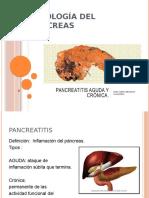 Patología Del Páncreas