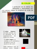 Eduación Artistica Unidad 2 Color
