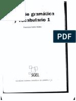 Aprende Gramática 1 (Revisión a1)
