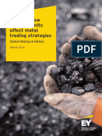 MiFID 2 How Position Limits Affect Metal Trading Strategies