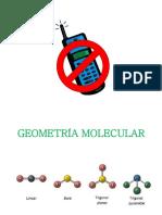 Polaridad Geometría Molecular
