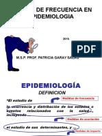 2016 Mediciones en Epidemiologia