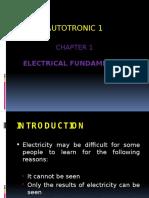 1.1 Electrical Fundamental