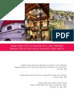 Ruang Publik di Kota Lama Semarang sebagai Strategi Revitalisasi Kawasan Cagar Budaya