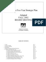 NAHJ Strategic Plan (2002)