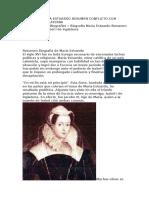 Biografia Maria Estuardo Resumen Conflicto Con Isabel i de Inglaterra