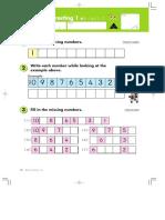 Grade 1 Subtraction Pgs 14 15