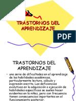 Expo TRastornos de Aprenizaje.ppt