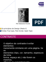 Aula Princípios do Design Gráfico