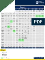 plan de estudios - medicina - 2016
