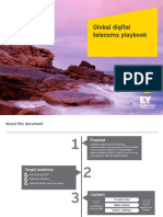 Report Telecoms - EY - 2015 - Global Telecoms Digital Playbook