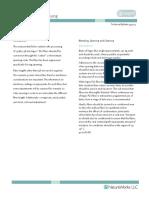 FactSheet Fiber Yarn Ring SpinningProcessing PDF