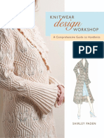 Knitwear Design Workshop