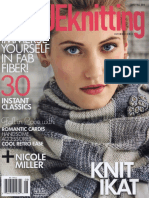 Vogue Knitting Magazine Early Fall 2014