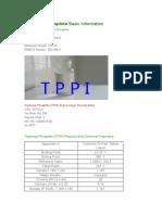 Triphenyl Phosphite Basic Information.doc
