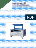 Accesorios Opcionales Para JQ-1390-100W Maquina
