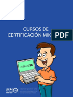 Brochure Informativo - Área TI Mikro Tik - Nacional