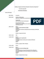 Programa Preliminar - 19 y 20 de Mayo (1)