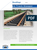 Main Track KPL Sleeper- Eng