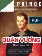 Quân Vương - Niccolo Machiavelli