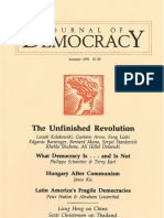 Philippe C Schmitter and Terry Lynn Karl _What Democracy is and is Not