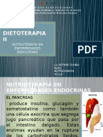 Dietoterapia Diabetes