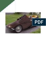 Shoes Car