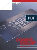Cohen Steel Reference Guide