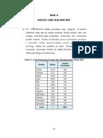 Bab II Kasus Line Balancing Kel 1