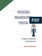 Fernandez. Psicologia O. Positiva