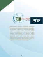 50 Tahun Usahawan Bimbingan MARDI