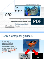 Mod3-Computer Graphics for CAD Disegno Industriale
