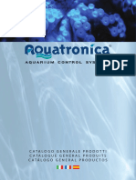 Catalogue - Aquatronica