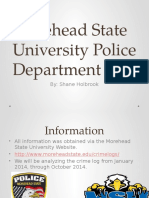 morehead state university police department