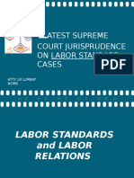 Labor Jurisprudence101