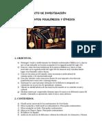 Instrumentos Folkloricos y Etnicos