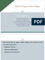 Tata Kelola Manca Negara sektor Migas (Kelompok 5).pptx