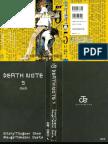 Death Note comic 5