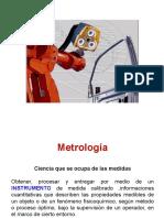 Unidad 1 Metrologia
