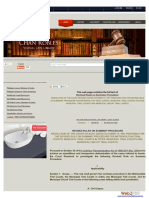 Revised Rules of Summary Procedure