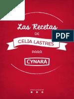 Recetario Celia Lastres