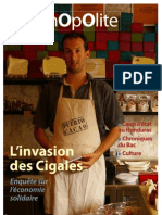 Cosmopolite magazine 2