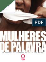 Mulheres de Palavra - Um Retrato das Mulheres no Rap de São Paulo (2016)