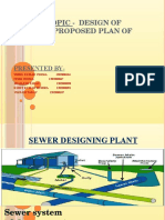 Sewer Designing Plant (1)ppt