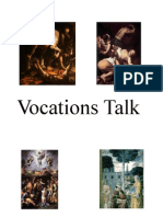 Vocations Talk