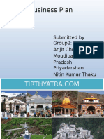 Tirth Yatra Vision and Mission
