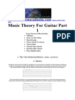 Music Theory for Guitar Part 1(2)